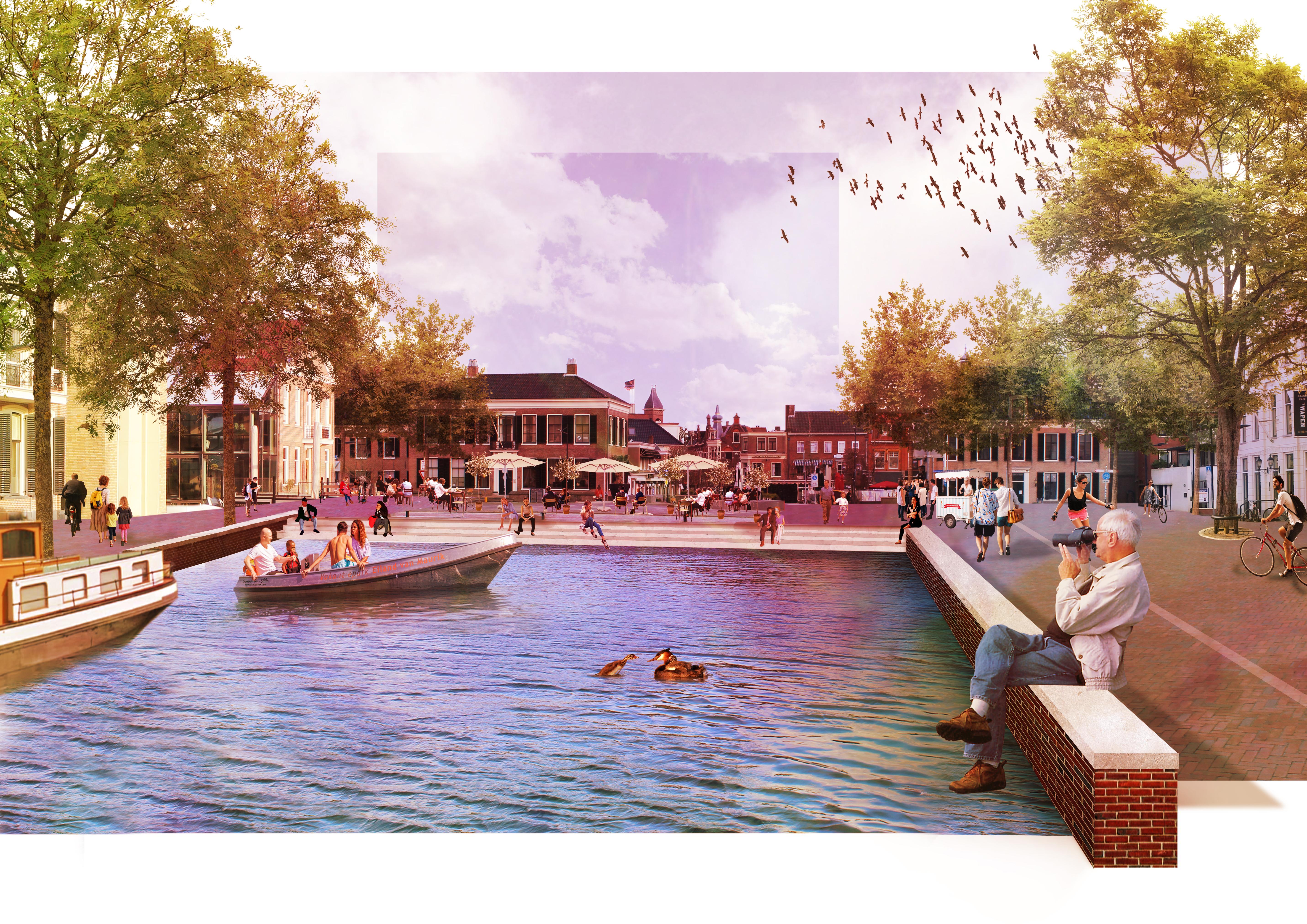 Visie Binnenstad mikt op groei van kwaliteit in binnenstad en bouw woningen