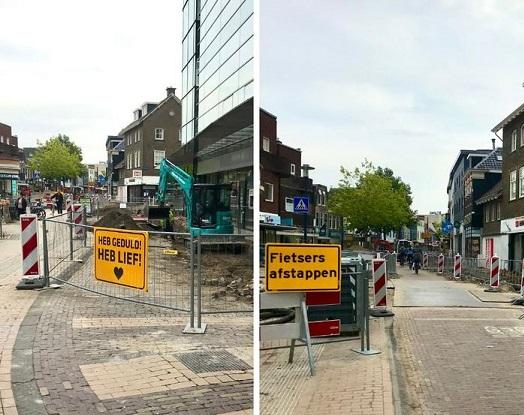 Aanpak kabels en leidingen Koopmansplein/Gedempte Singel