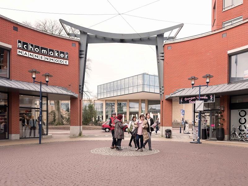 Kerkstraat, Weiersloop & Weierspoort